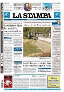 La Stampa Torino Provincia e Canavese - 9 Febbraio 2018