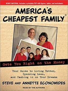 America's Cheapest Family Gets You Right on the Money [Audiobook]