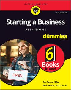 Starting a Business All-in-One For Dummies, 2nd Edition