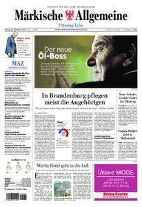 Märkische Allgemeine Fläming Echo - 29. September 2017