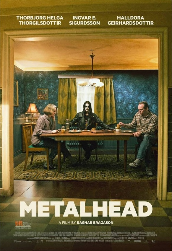 Metalhead / Málmhaus (2013)