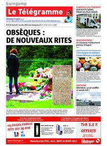 Le Télégramme Guingamp – 01 novembre 2019