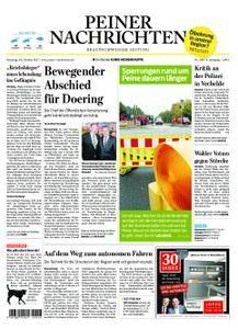 Peiner Nachrichten - 24. Oktober 2017