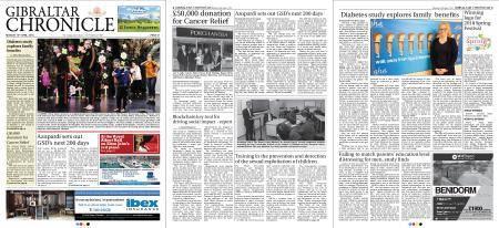 Gibraltar Chronicle – 16 April 2018