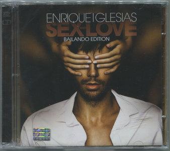 Enrique Iglesias - Sex And Love (2014) [CD & DVD, Bailando Edition]
