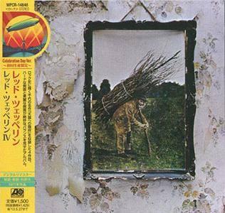 Led Zeppelin - Led Zeppelin IV (1971) [Atlantic WPCR-14846, Japan]