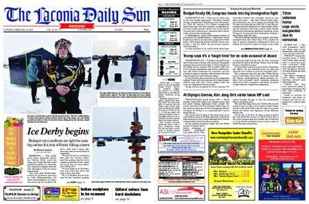 The Laconia Daily Sun – February 10, 2018