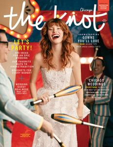 The Knot Chicago Weddings Magazine - July 2019