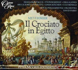 David Parry, Royal Philharmonic Orchestra - Meyerbeer: Il Crociato in Egitto [2006]