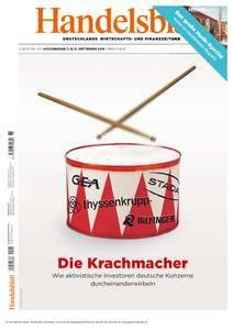 Handelsblatt - 07. September 2018