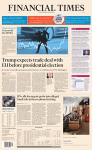 Financial Times Europe – 23 January 2020