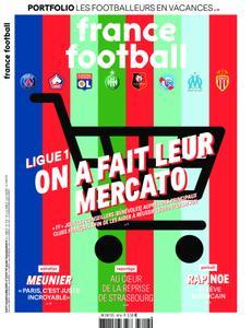 France Football – 09 juillet 2019