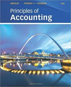 Principles of Accounting (11th Edition)
