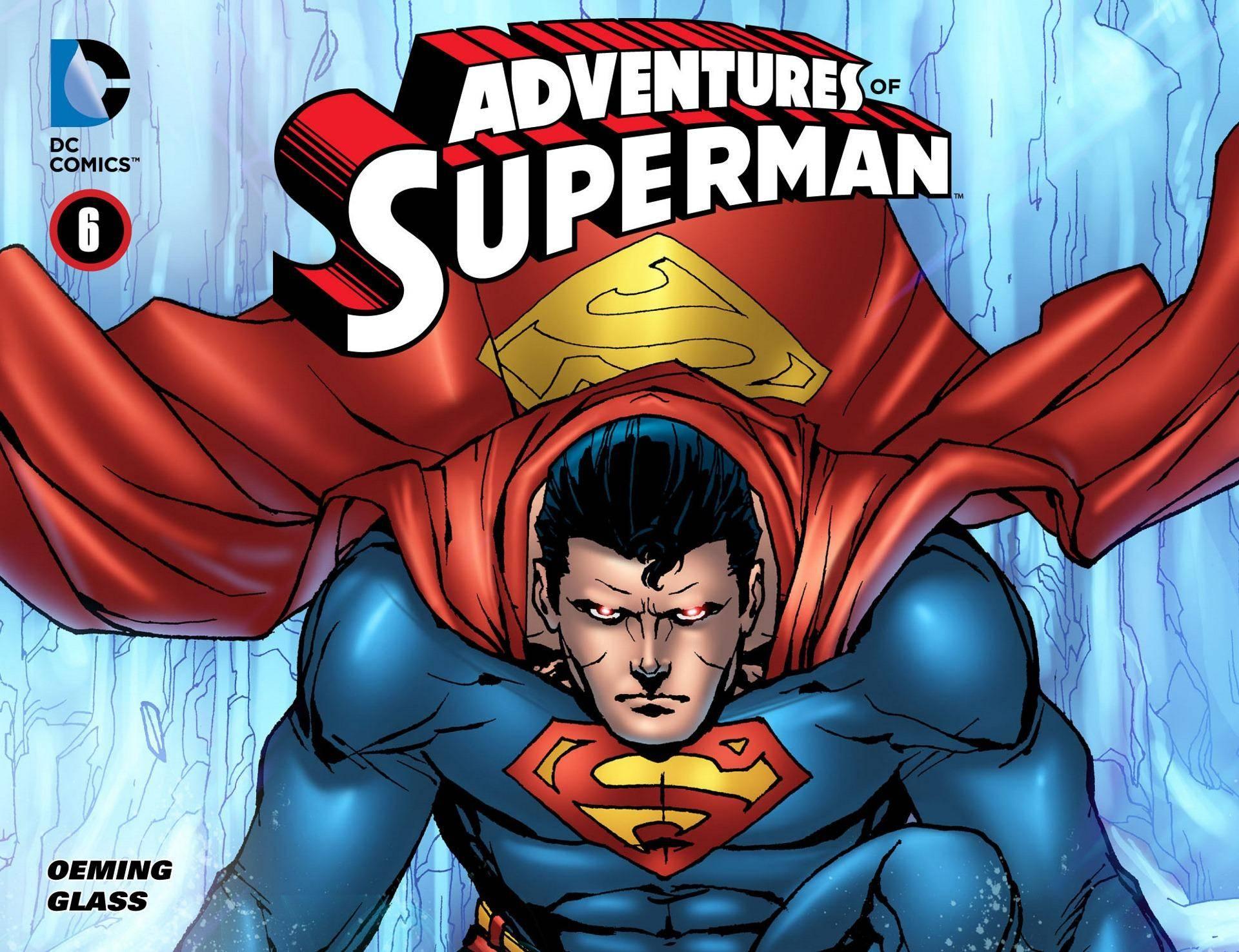 Adventures of Superman 006 2013 Digital