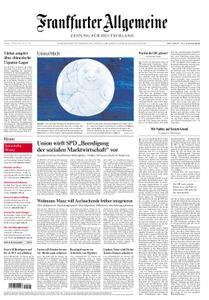 Frankfurter Allgemeine Zeitung F.A.Z. - 11. Februar 2019