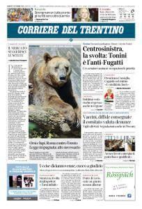 Corriere del Trentino – 07 settembre 2018