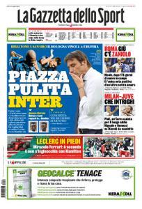 La Gazzetta dello Sport Roma – 06 luglio 2020