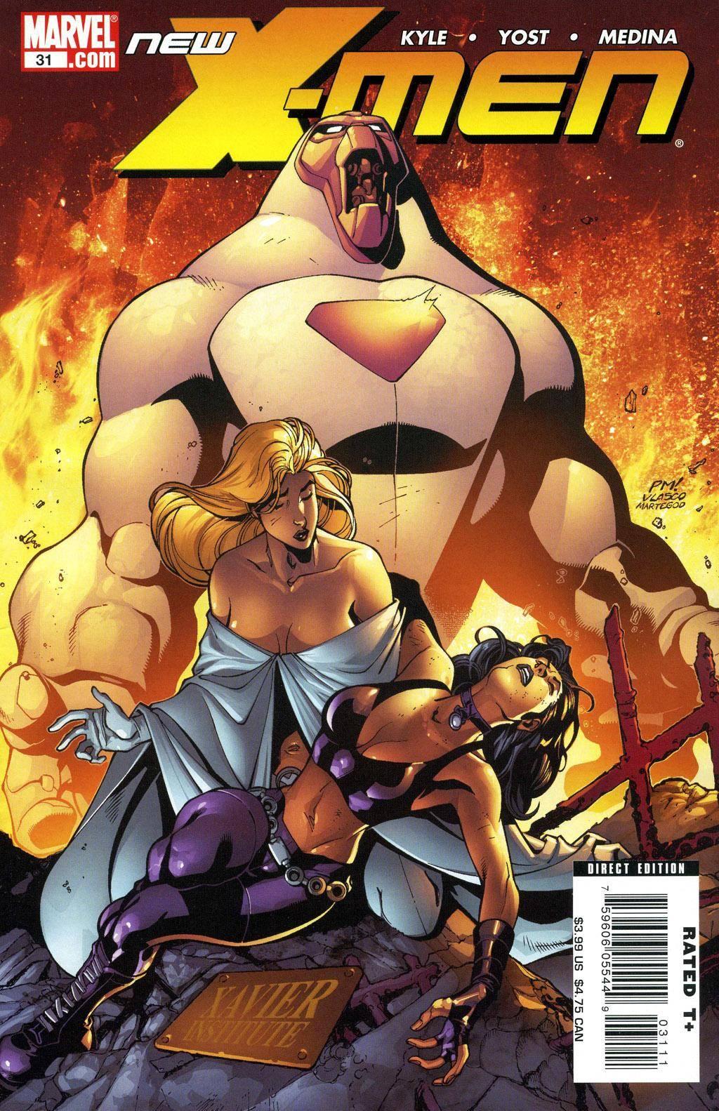 New X-Men v2 031