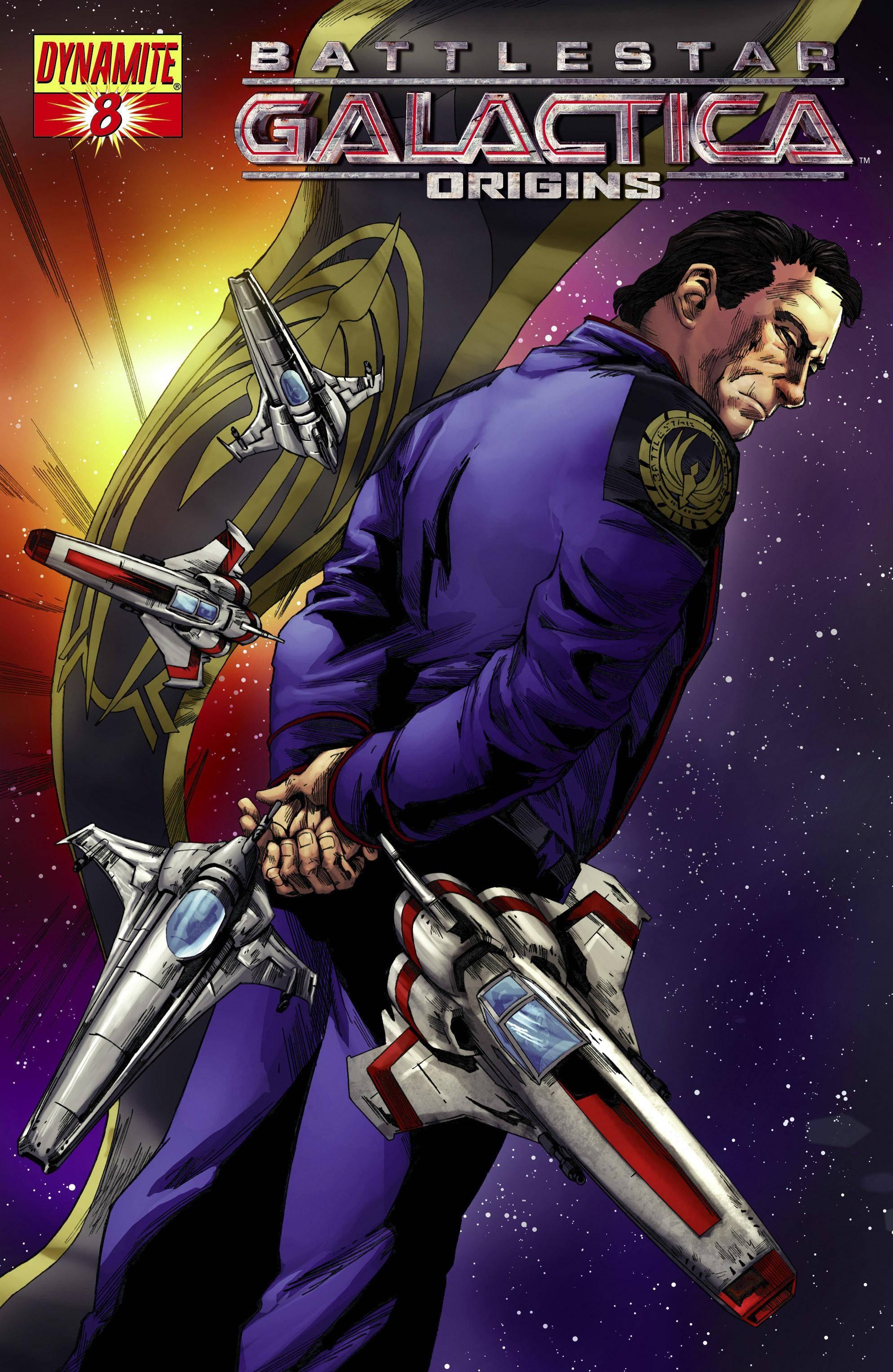 Battlestar Galactica - Origins 008 - Adama 04 of 04 2008 2 covers digital