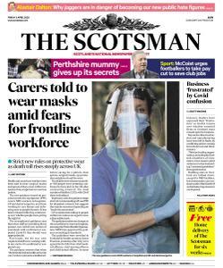 The Scotsman - 3 April 2020