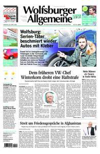 Wolfsburger Allgemeine Zeitung - 16. April 2019