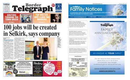 Border Telegraph – August 05, 2020