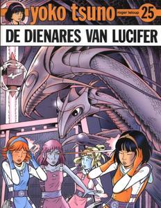 25 Yoko Tsuno De Dienares Van Lucifer