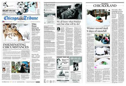 Chicago Tribune – February 12, 2018