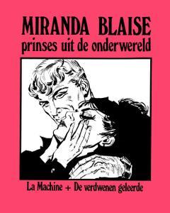 Miranda (Modesty) Blaise/Miranda (Modesty) Blaise - 01 - La Machine & De Verdwenen Geleerde