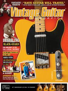Vintage Guitar - August 2019