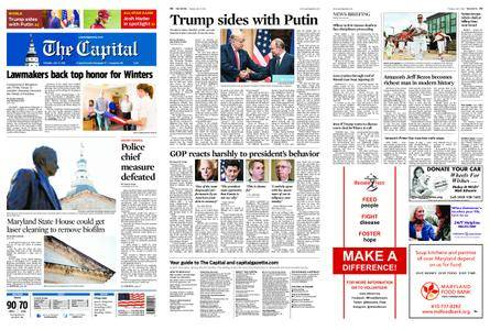The Capital – July 17, 2018