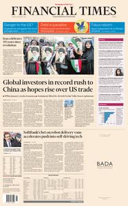 Financial Times Europe – 12 February 2019