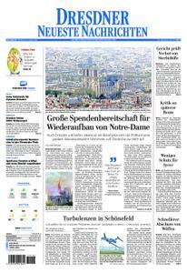 Dresdner Neueste Nachrichten - 17. April 2019