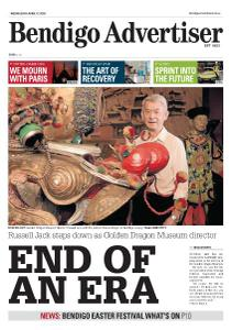 Bendigo Advertiser - April 17, 2019