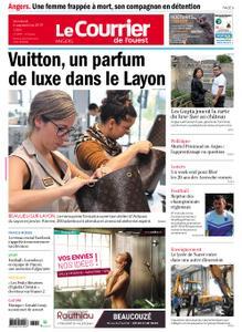 Le Courrier de l'Ouest Angers – 06 septembre 2019