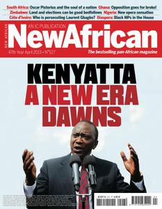 New African - April 2013