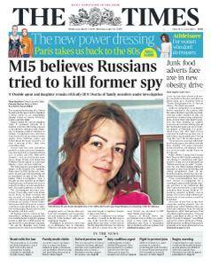 The Times - 7 March 2018
