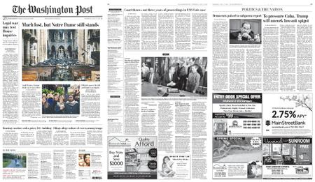 The Washington Post – April 17, 2019