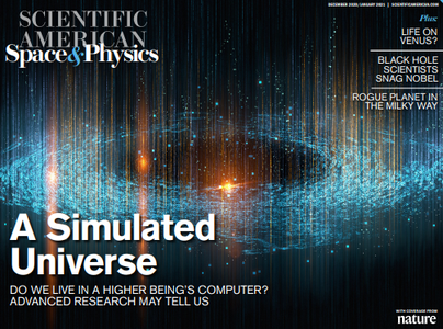 Scientific American: Space & Physics - December 2020/January 2021