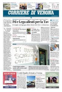 Corriere di Verona – 03 ottobre 2018