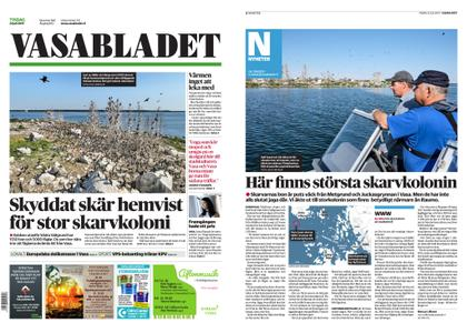 Vasabladet – 23.07.2019