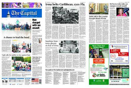 The Capital – September 08, 2017