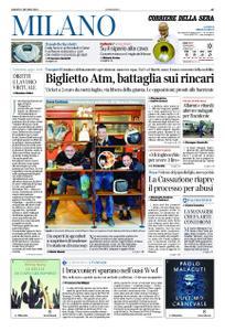 Corriere della Sera Milano – 01 giugno 2019