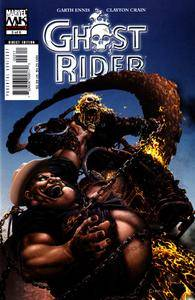 Ghost Rider 03 - Road to Damnation