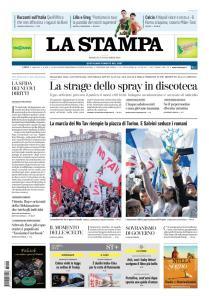 La Stampa Torino Provincia e Canavese - 9 Dicembre 2018