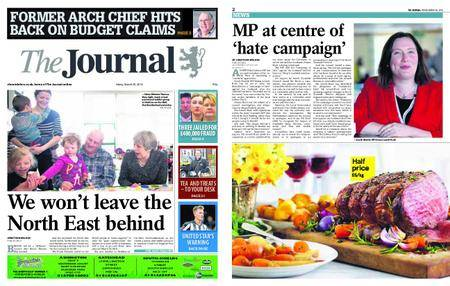The Journal – March 30, 2018