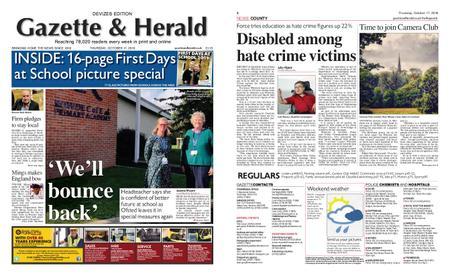 Gazette & Herald – October 17, 2019