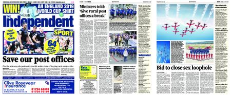 Sunday Independent Plymouth – June 02, 2019