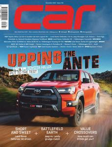 Car South Africa - December 2020