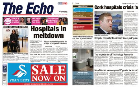 Evening Echo – January 08, 2020